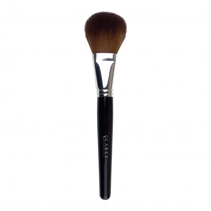 Claret Cosmetics - Pinceau poudre libre vegan - Pinceau (maquillage)