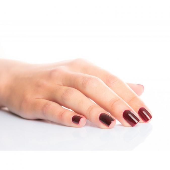 Clever Beauty - #1 Mystérieuse - Vernis pour les ongles - Rouge