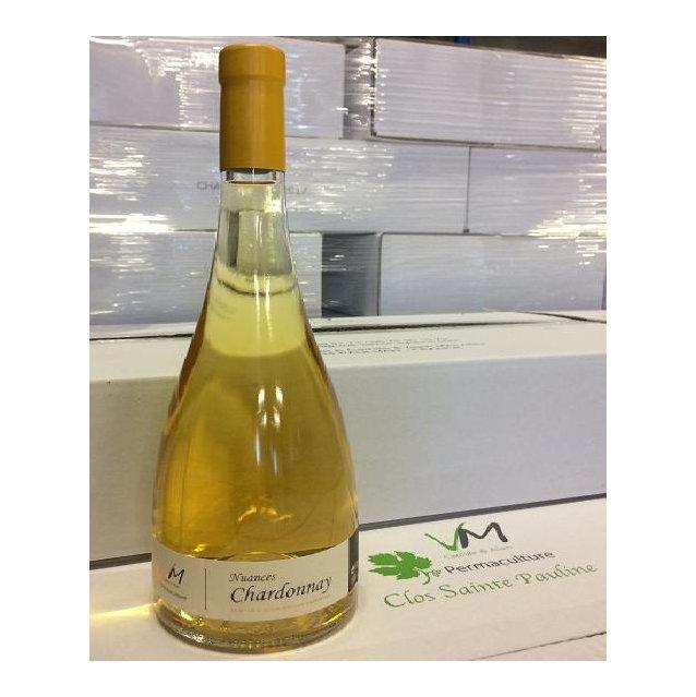 Clos Sainte-Pauline - Nuances Chardonnay - 2017 - Bouteille - 0.75L