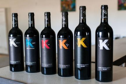 Clos Troteligotte - Venez découvrir nos 6 différentes cuvées de vin AOP Cahors !