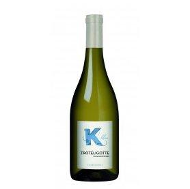 Clos Troteligotte - K-Libre Chardonnay - 2016 - Bouteille - 0.50L