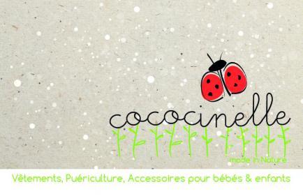 Cococinelle - Création et fabrication d 'accessoires pour préma , bébés enfants et adultes en matières biologique