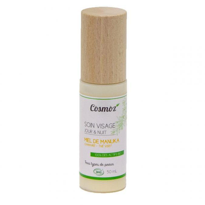 Cosmoz - Crème visage Jour & Nuit - Crème pour le visage