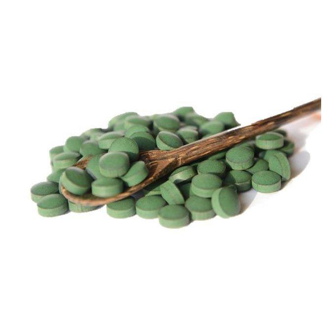 Couleur Spiruline - Ferme Francaise - Comprimés de spiruline - sachet de 500 g - Spiruline