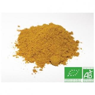 COULEURS D'ÉPICES - Curry indien doux - 200 gr - curry