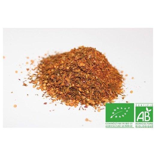 COULEURS D'ÉPICES - Mélange Cajun - 50 gr - Mélange d'épice