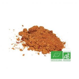 COULEURS D'ÉPICES - Mélange pour Guacamole - 25 gr - Mélange d'épice