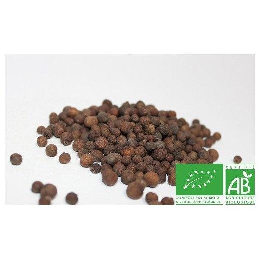 COULEURS D'ÉPICES - Piment de Jamaïque (Bois d'Inde) - 25 gr - Piment