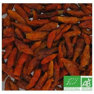 COULEURS D'ÉPICES - Piment fort - 200 gr - Piment