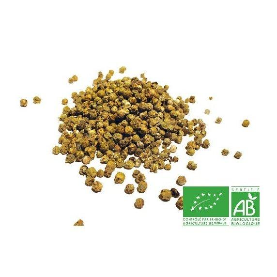 COULEURS D'ÉPICES - Poivre vert (Inde) lyophilisé - 50 gr - Poivre