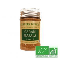 COULEURS D'ÉPICES - Pot Garam Massala - 50 gr - Garam