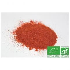 COULEURS D'ÉPICES - Pot Paprika doux - 50 gr - paprika