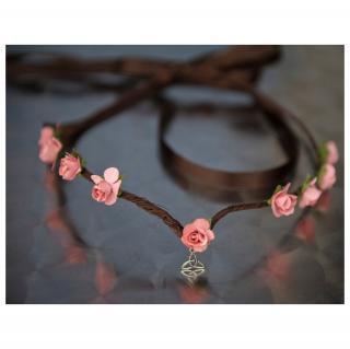Couronne2fleurs - Couronne de fleurs diadème Celte - couronne de fleurs
