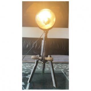 CREALAMPES - Lampe Gonfleurancien - Lampe d'ambiance