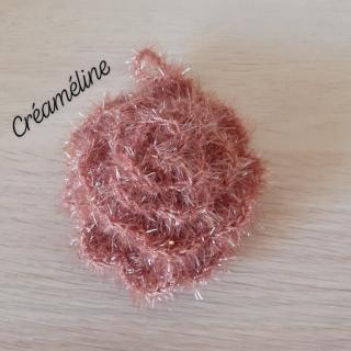 Créaméline - Fleur pour la vaisselle (TAWASHI) - marron - Tawashi