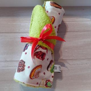 Créaméline - Rouleau d'essuie tout sans pression (6 feuilles) - Essuie-tout