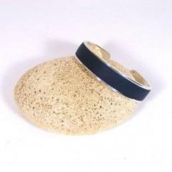 Cuir et Carnets - Bracelet métal et cuir - Bracelet - 4668