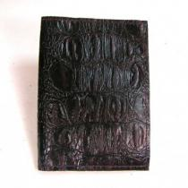 Cuir et Carnets - Etui passeport en cuir - Protège passeport