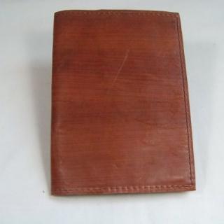 Cuir et Carnets - Protège-passeport personnalisable - Protège passeport