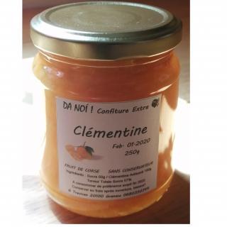 DA NOI! - Confiture de Clémentine - Confiture - 250