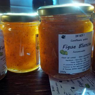 DA NOI! - Confiture de Figue Blanche - Confiture - 250