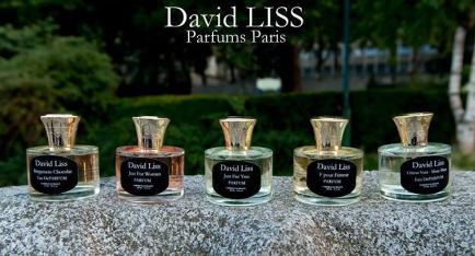 David LISS Parfums - Conception de fragrance de haute qualité & artisanale
