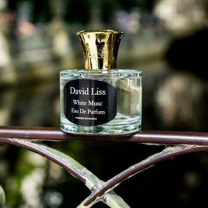 David LISS Parfums - White Musc - Eau de parfum - 100 ml
