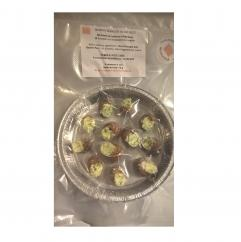 Delices d'escargots du sud-ouest - 12 escargots a la bourguignone - Escargots - 0.200 kg