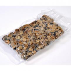 Delices d'escargots du sud-ouest - 60 Chairs petit gris court bouillonnés - Escargots - 0.200 kg