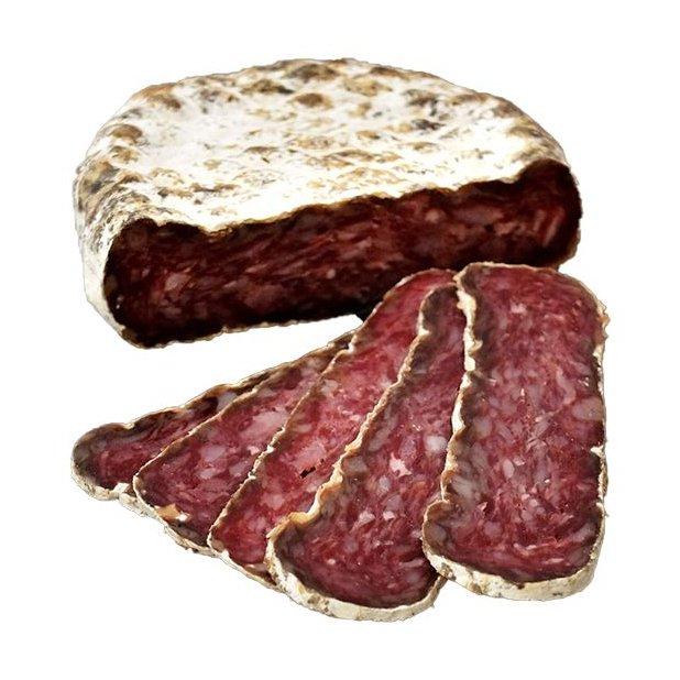 Des Hommes et des Boeufs - Pavé de bœuf Angus - Saucisson - 200 gr
