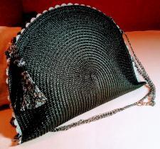 Dessigü - Pochette - sac à main Rista - Sac à main - Noir