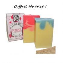 Dessine moi un savon - Coffret Nuance - Savon - 200 g