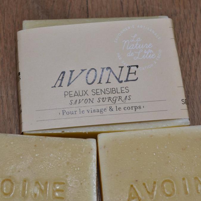 Diamant de Jument - Savon Avoine - Savon - 0.95