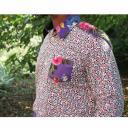 didi bhati - CHEMISE HOMME, taille L/XL, modèle PAOLO, pur Coton pièce unique - Chemise (homme)