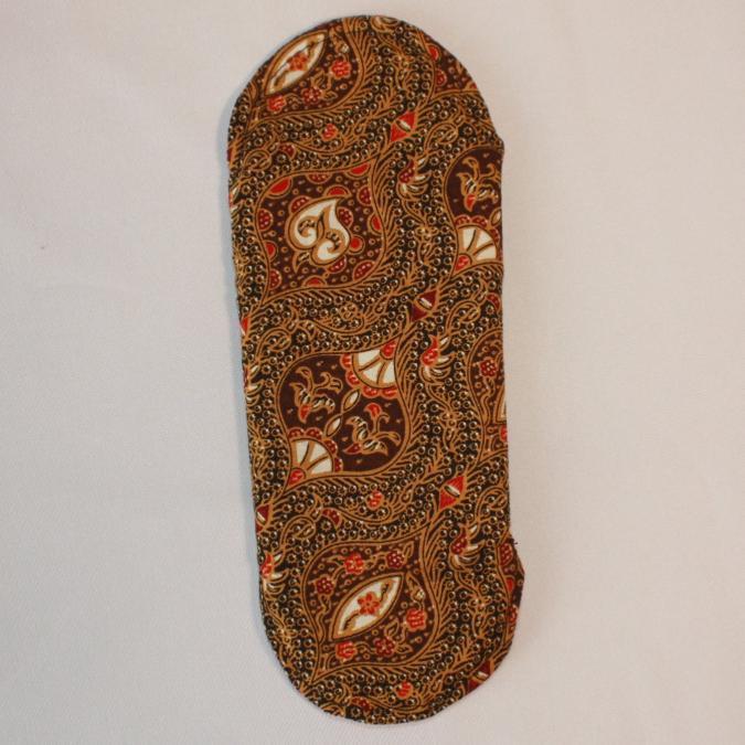 didi bhati - Protection Intime Lavable , taille 2, flux doux à moyen x 2 - Serviette hygiénique