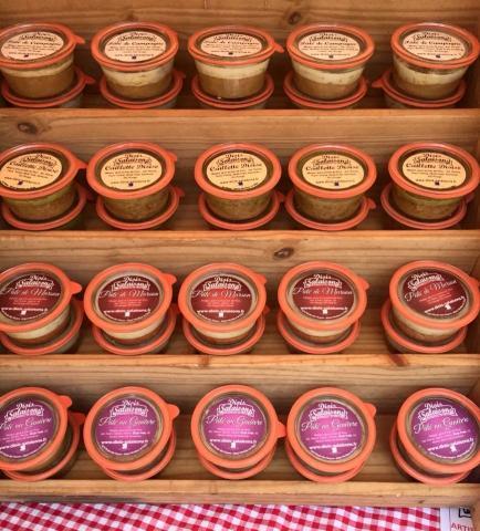 DIOIS SALAISONS - Producteur de Charcuterie et produits de Salaisons soucieux du local - FRAIS DE PORT OFFERT
