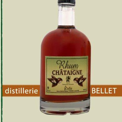 Distillerie-bellet - Rhum Châtaigne - Apéritif