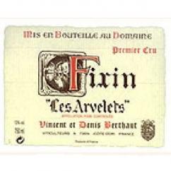 Domaine Berthaut - FIXIN Les Arvelets 1er Cru - 2007 - Bouteille - 0.75L