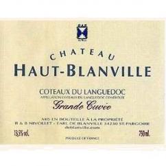Domaine de Blanville - Château Haut-Blanville - Grande Cuvée - 2004 - Bouteille - 0.75L