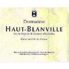 Domaine de Blanville - Domaine Haut-Blanville - Blanc - 2008 - Bouteille - 0.75L