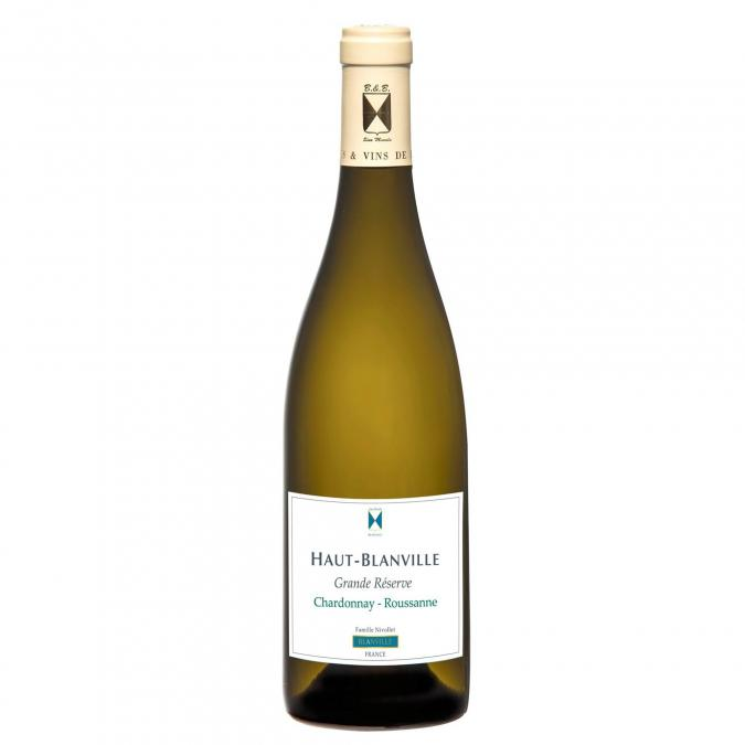 Domaine de Blanville - Grande Réserve Chardonnay Roussanne - 2016 - Bouteille - 0.75L