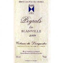 Domaine de Blanville - Peyrals de BLANVILLE - 2004 - Bouteille - 0.75L