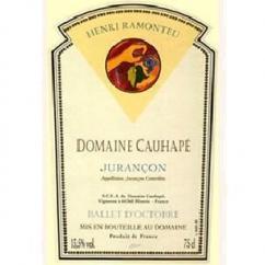 Domaine Cauhapé - Ballet d'octobre - 2008 - Bouteille - 0.75L