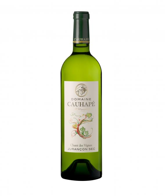 Domaine Cauhapé - Chant des Vignes - blanc sec - 2017 - Magnum - 1.5L