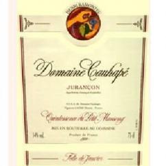 Domaine Cauhapé - Folie de janvier - 2000 - Bouteille - 0.75L