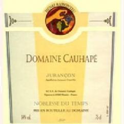 Domaine Cauhapé - Noblesse du Temps - 2008 - Bouteille - 0.75L