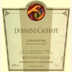 Domaine Cauhapé - Sèves d'Automne - 2008 - Bouteille - 0.75L