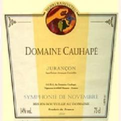 Domaine Cauhapé - Symphonie de Novembre - 2003 - Bouteille - 0.75L