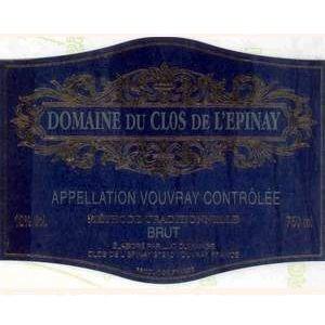 Domaine Clos de l'Epinay - Méthode traditionnel brut - 2006 - Magnum - 1.5L