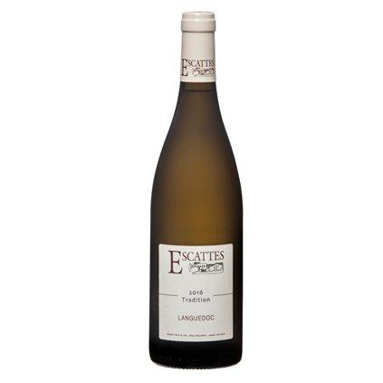 Domaine de l'Escattes - Blanc tradition - 2016 - Bouteille - 0.75L